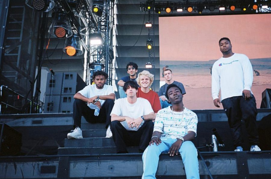 "Brockhampton brings a new kind of color into the rap game with ""Iridescence"""