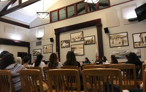 School Board candidates speak at SDA