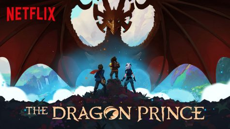 Dragon Prince- A new Netflix show co-written by the writer of Avatar: The Last Airbender
