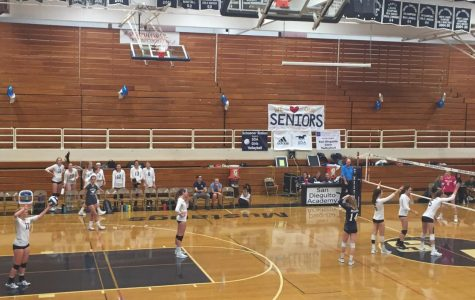 Girls Volleyball Falls to Sage Creek