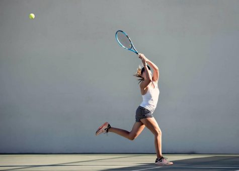 Girl's Tennis Advances to Open Division CIF Finals