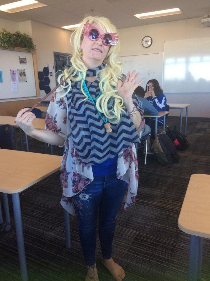 Math+teacher%2C+Darlene+Blanchard%2C+dressed+up+as+Luna+Lovegood.