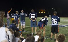 Teachers take a win over students in flag football tournament
