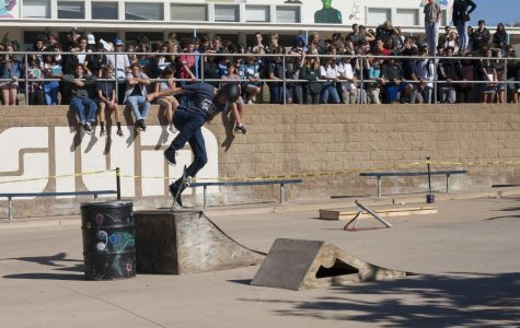 Pro-Skaters make an appearance at SDA's first Ramp Up Skate Demo