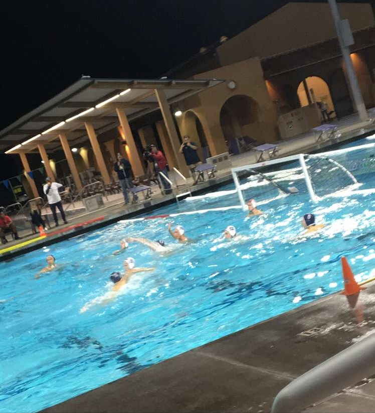 Best efforts shown at Boys Waterpolo CIF Playoffs
