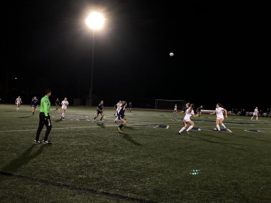 Just short of the tie, SDA girls soccer loses to LCC