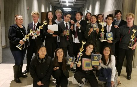 Speech and Debate wins at Cypress College
