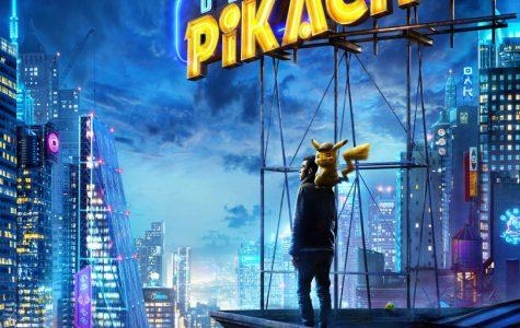 A Sneak -a- Pika at Detective Pikachu