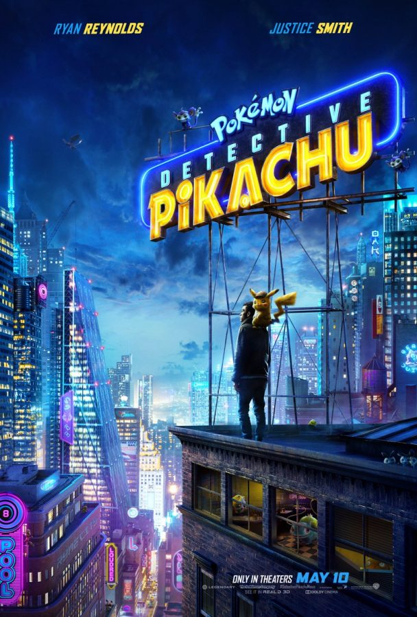 A Sneak -a- Pika at Detective Pikachu