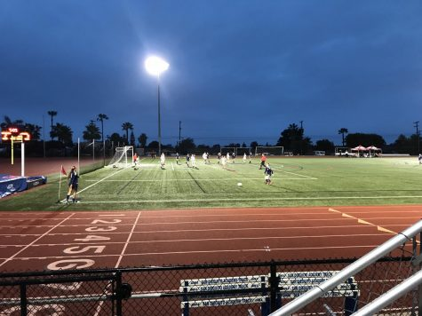 Girls soccer takes on Escondido Charter.