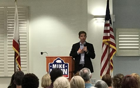A Meeting with Mike Levin