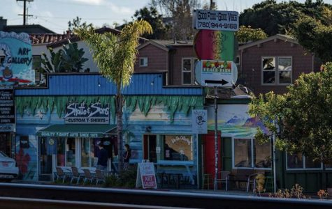 Local Encinitas businesses burn down in Monday fire
