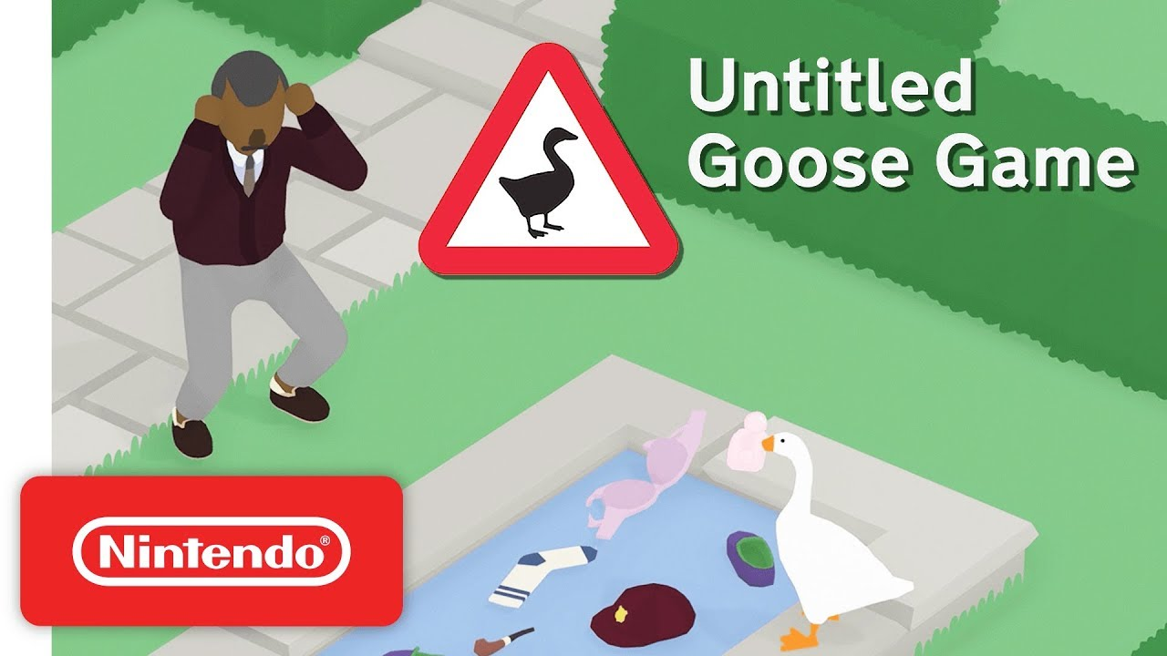 Nintendo came out with a new game.