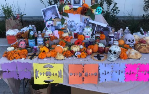 SDA brings Día de los Muertos to the students