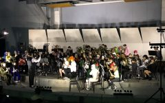 The SDA band's unique Halloween concert was 'A Major' hit