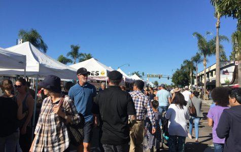 The Encinitas Street fair had it all