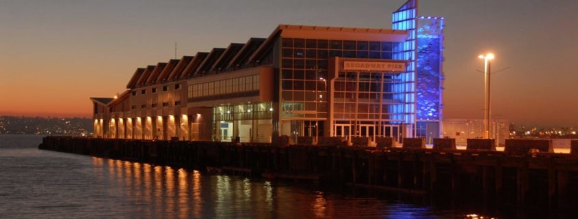 The Port Pavillion n Broadway Pier is where Formal will be held this year.