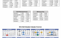 January Forum: Surf PE, Schedule Changes, and more!