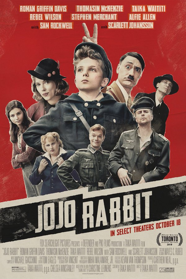 "War through the eyes of a child: A Review of ""Jojo Rabbit"""