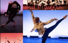 SDAs first dance ensemble performs
