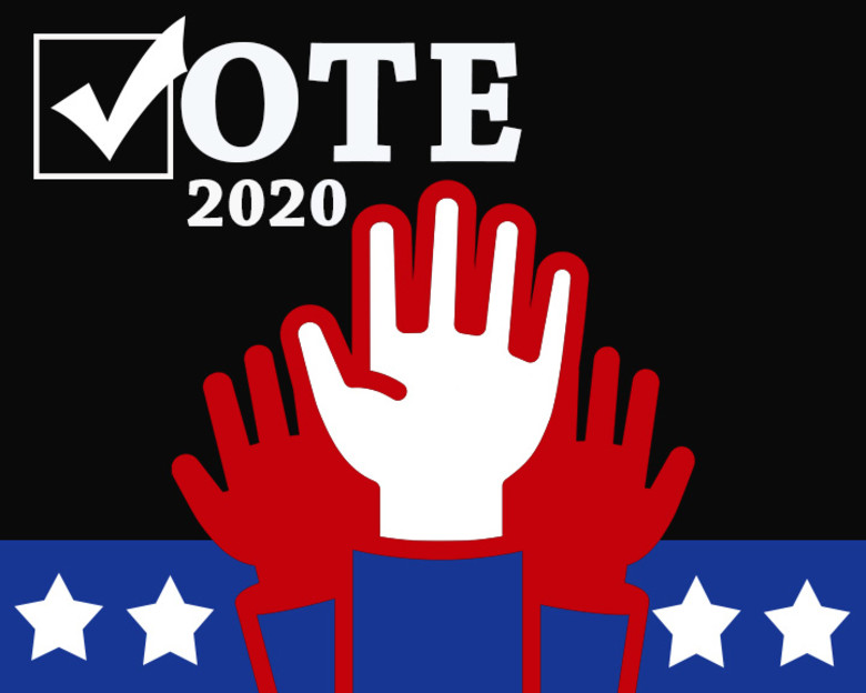2020 presidential election campaigns are disrupted due to COVID-19 outbreak