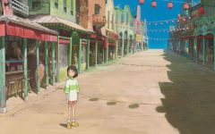 Spirited Away is a great coming of age movie.