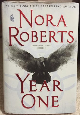 Year One by Nora Roberts is Georgia's number one recommendation for a quarantine read.