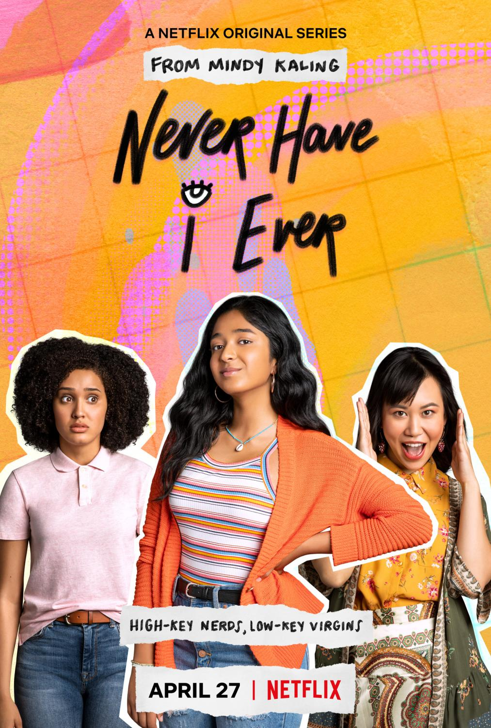 Never Have I Ever is out on Netflix
