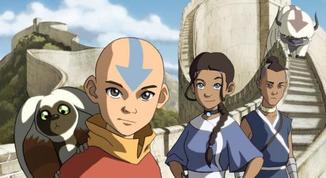 """Avatar Last Airbender"" about nations that lived in harmony, but then everything changed when the Fire Nation attacked."