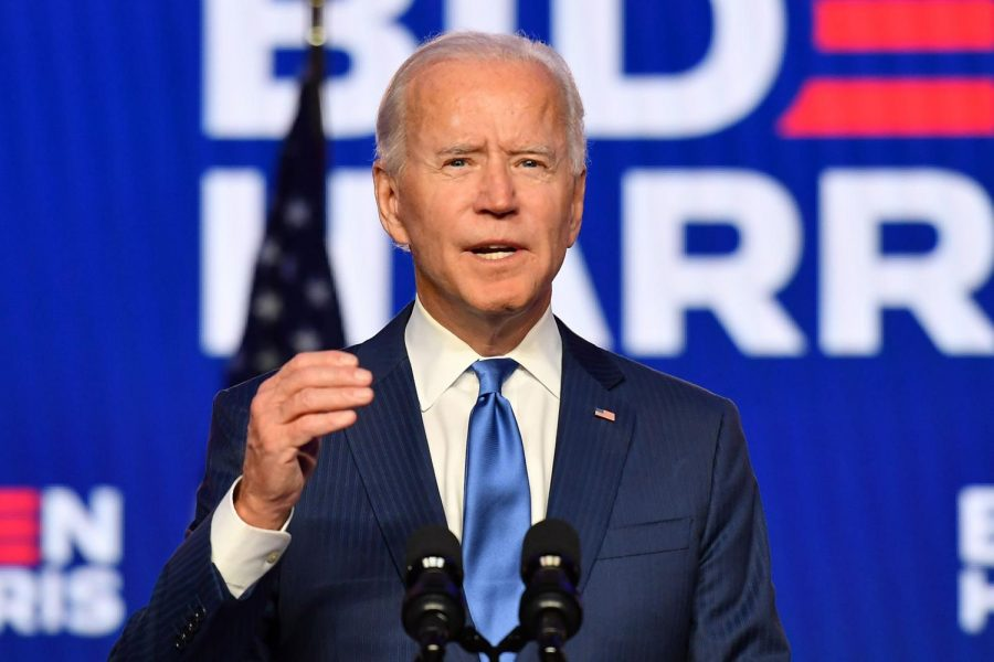 Democratic president-elect Joe Biden became the 46th president of the United States
