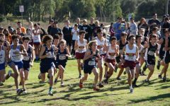 SDA Cross Country runners race at CIF Section Finals last November