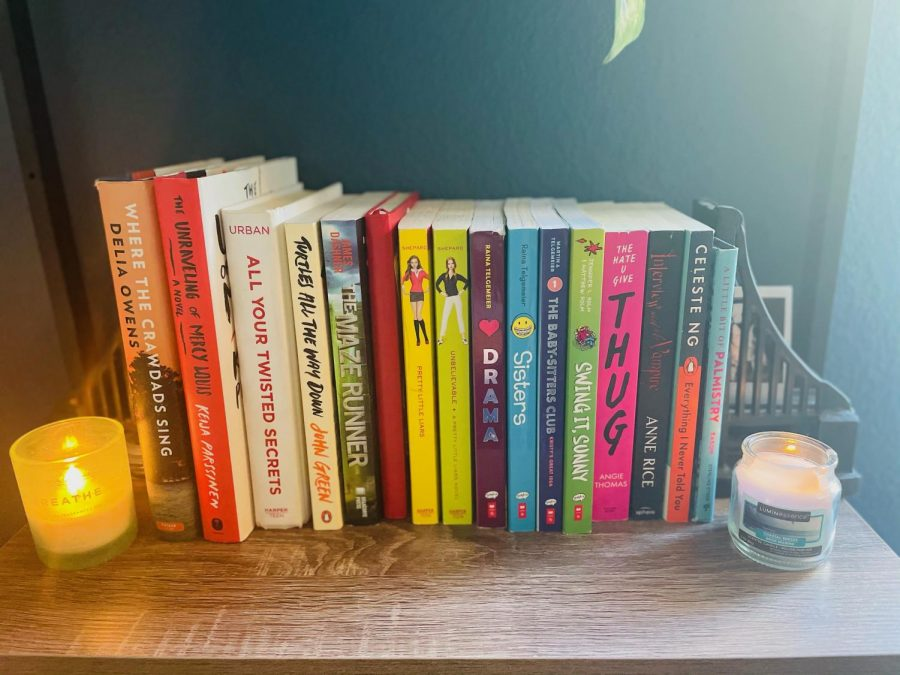 Snuggle up with the following books during the quarantine