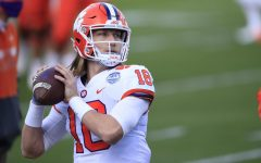 Jets' Trevor Lawrence beats No. 2 Notre Dame to Win ACC Title on Dec. 19, 2020