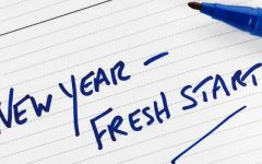 New Year's is a perfect time to get a fresh start, although resolutions may be hit or miss