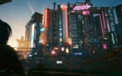 Cyberpunk 2077's in-game photo mode