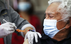 Southern California Hospital Administers Pfizer COVID-19 Vaccine To Long-Term Care Patient