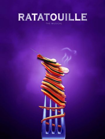 "The Official (Fake) Playbill of Ratatouille the TikTok Musical based on Disney-Pixar 2007 animated film ""Ratatouille"""