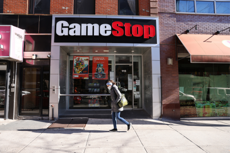 GameStop stock dropped by 42% in a day on Feb. 4, 2021