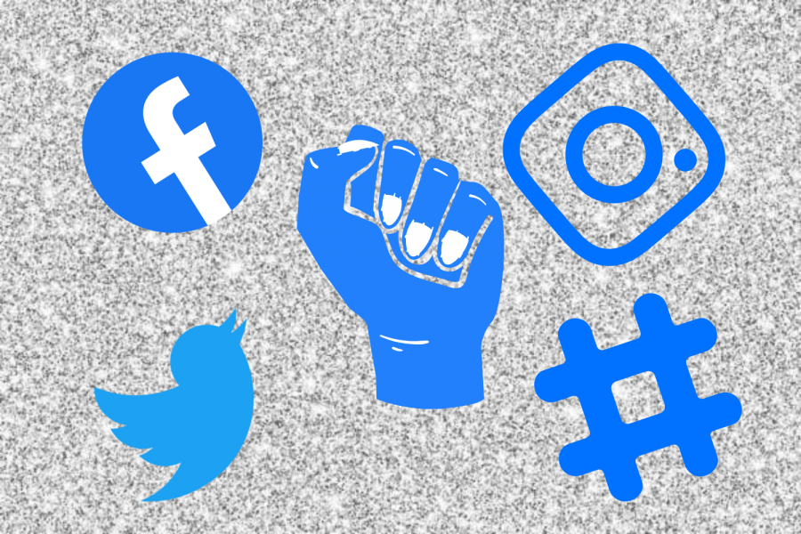 Social+media+sites+such+as+Twitter%2C+Instagram%2C+and+Facebook+have+become+hubs+for+activism