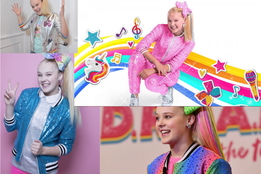 JoJo Siwa is known for her bubbly personality and sparky hair-bows