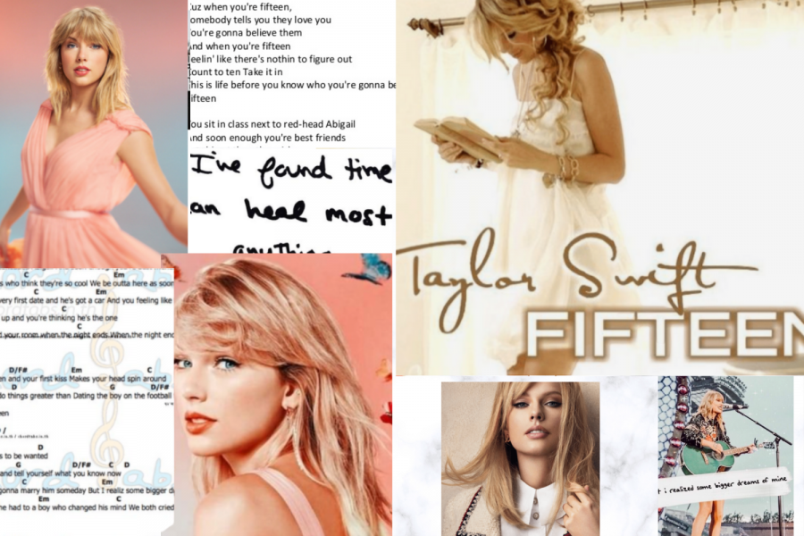 Taylor+Swift+photos+with+lyrics+in+the+background