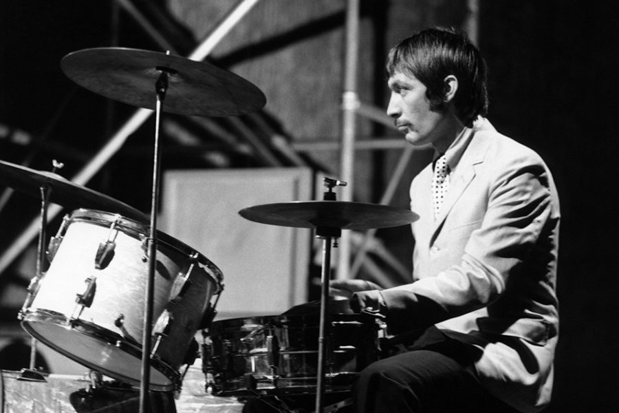 The Rolling Stones drummer of almost 60 years passed away Aug. 24th, 2021