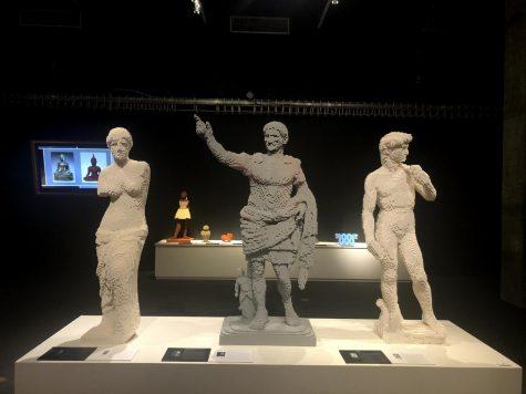 "The ""Venus de Milo"", ""Augustus of Prima Porta"", and ""David of Michelangelo"""
