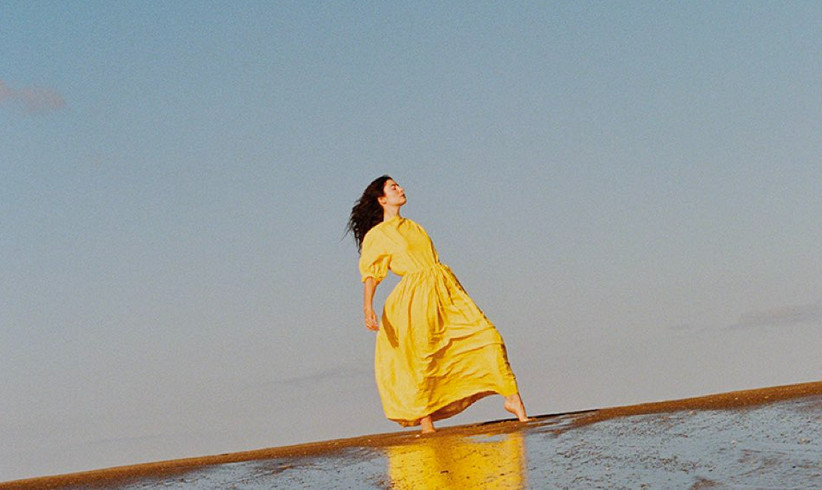 Lorde released Solar Power, her latest album, on Aug. 20, 2021 with sunny, beach-themed promotional photos to accompany it