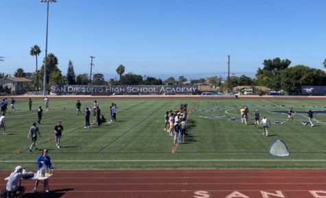 Tournament games took place during lunch Sept. 20-23