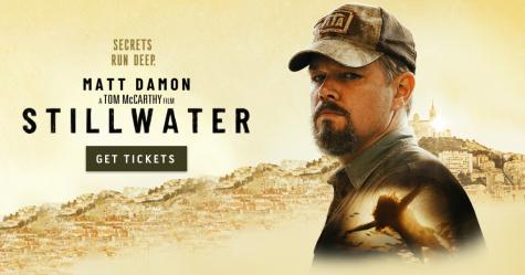 Matt Damon portrays Bill Baker, an out-of-work oil rigger, in Tom McCarthys new thriller Stillwater