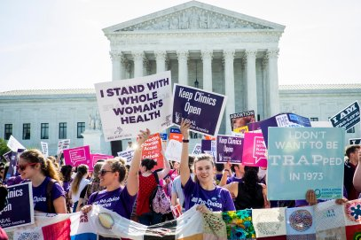 Abortion rights have made their way to the forefront, once again